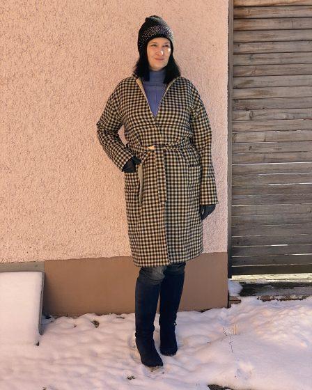 Mantel Curcuma